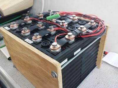 Аккумулятор для солнечных батарей своими руками
