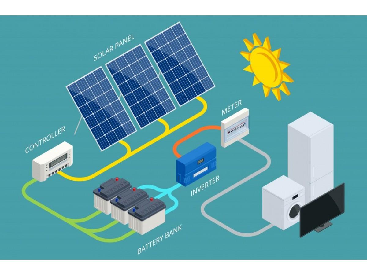 Аккумуляторы для солнечных батарей: какой выбрать