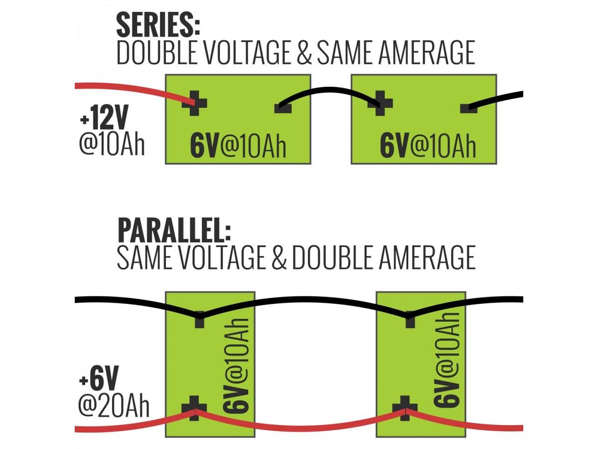 Особенности последовательного и параллельного подключения литиевых аккумуляторов