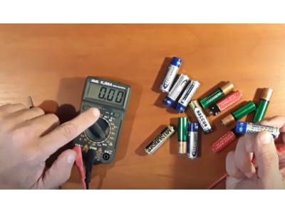 Рейтинг пальчиковых аккумуляторов