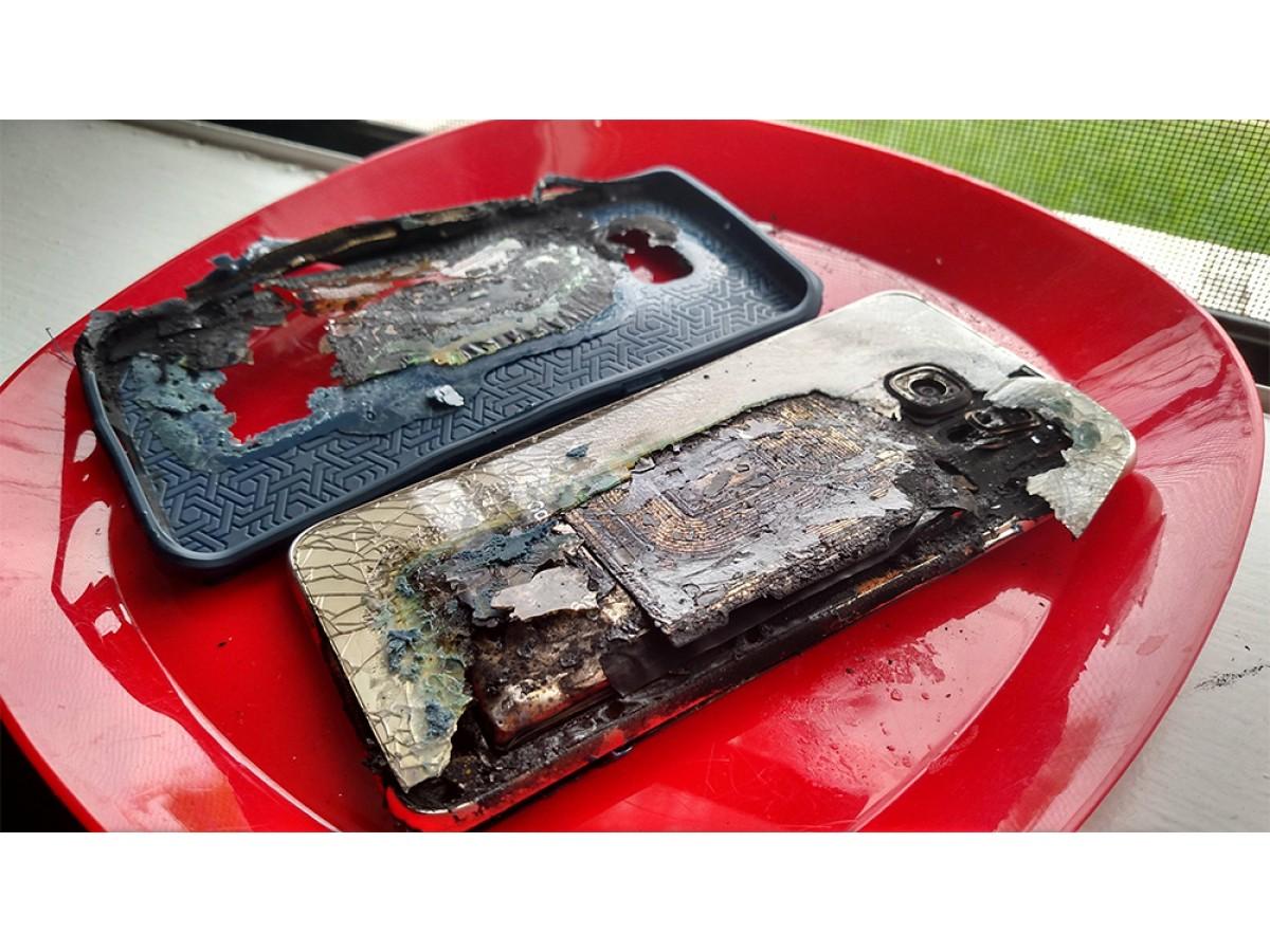 Пожароопасность литиевых аккумуляторов