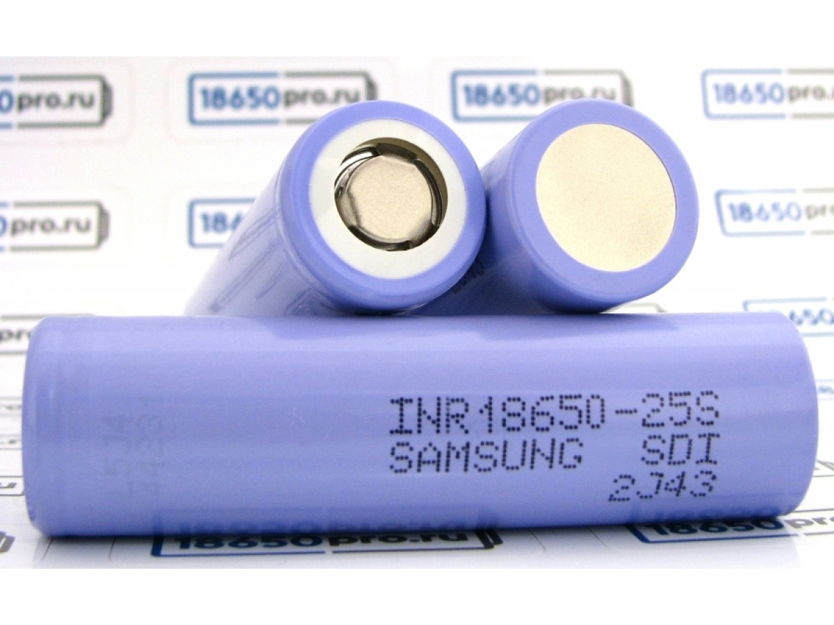 Обзор LI-ION аккумуляторов: популярные модели 18650
