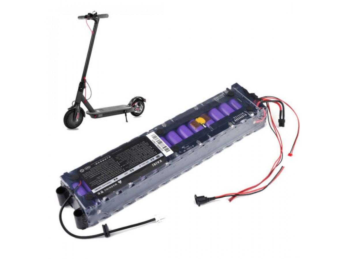 Какие аккумуляторы стоят в электросамокате – обзор