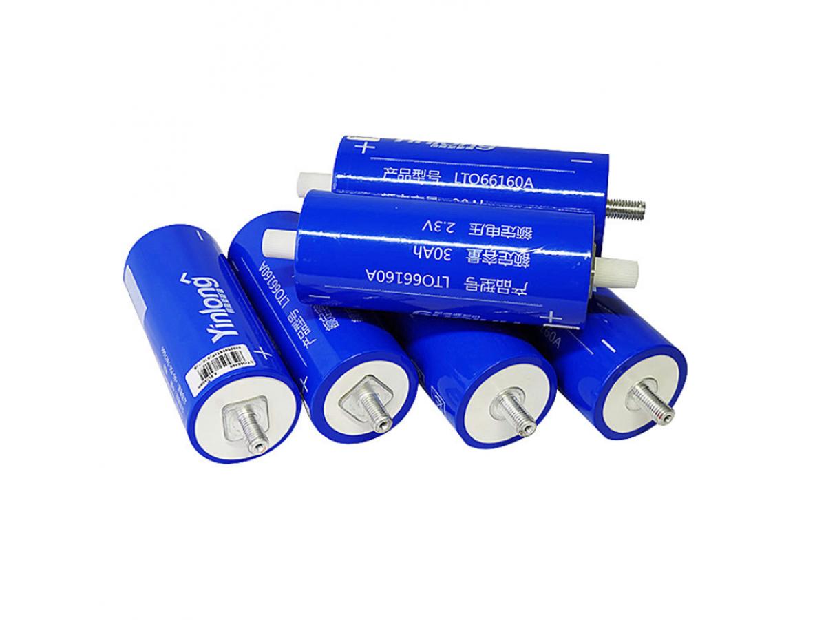 Производство литий-титанатных аккумуляторов