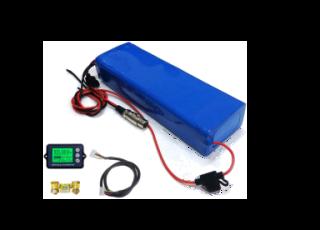 LiFePO4 аккумуляторные батареи