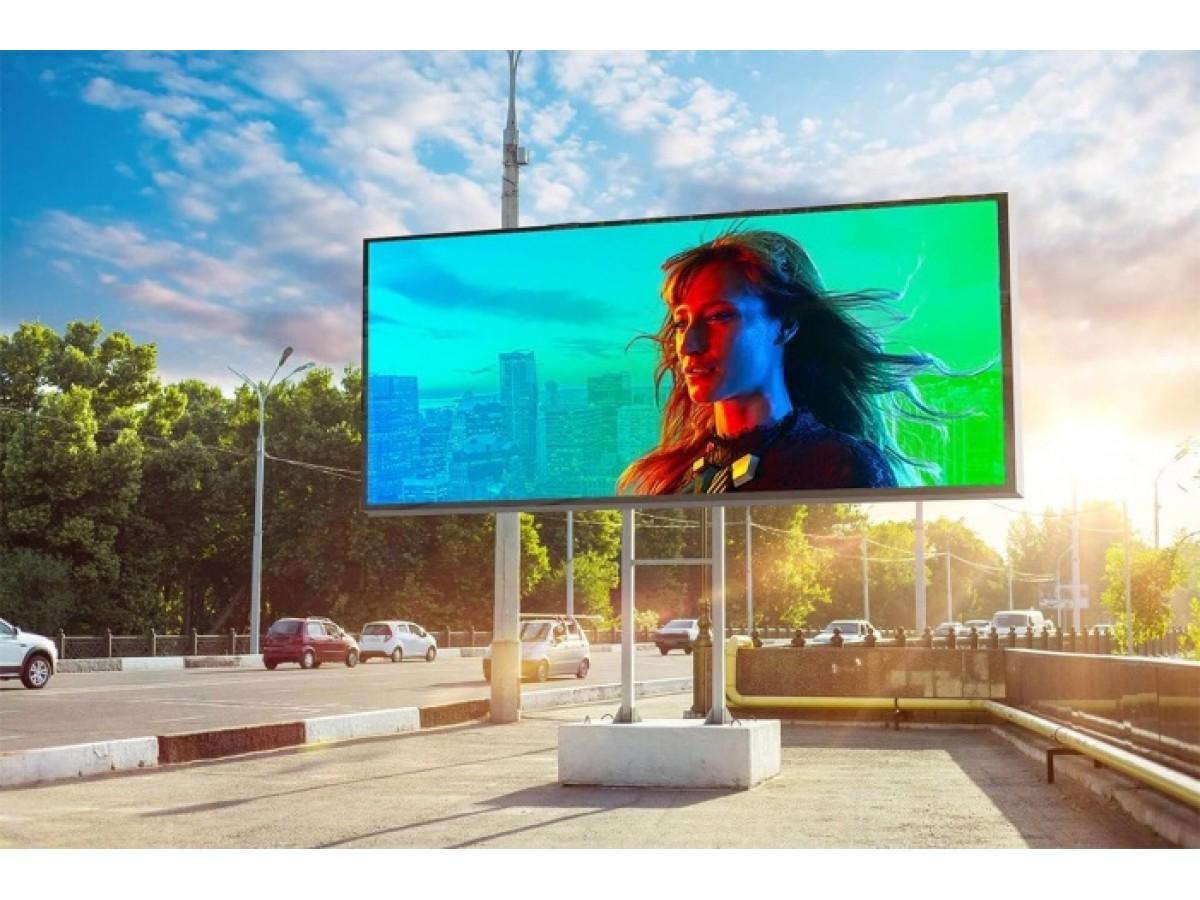Применение аккумуляторных батарей в рекламной сфере