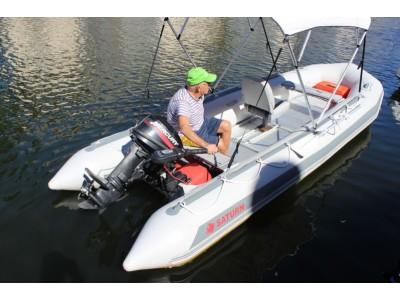 Какую емкость лодочного АКБ выбрать для подвесного мотора?