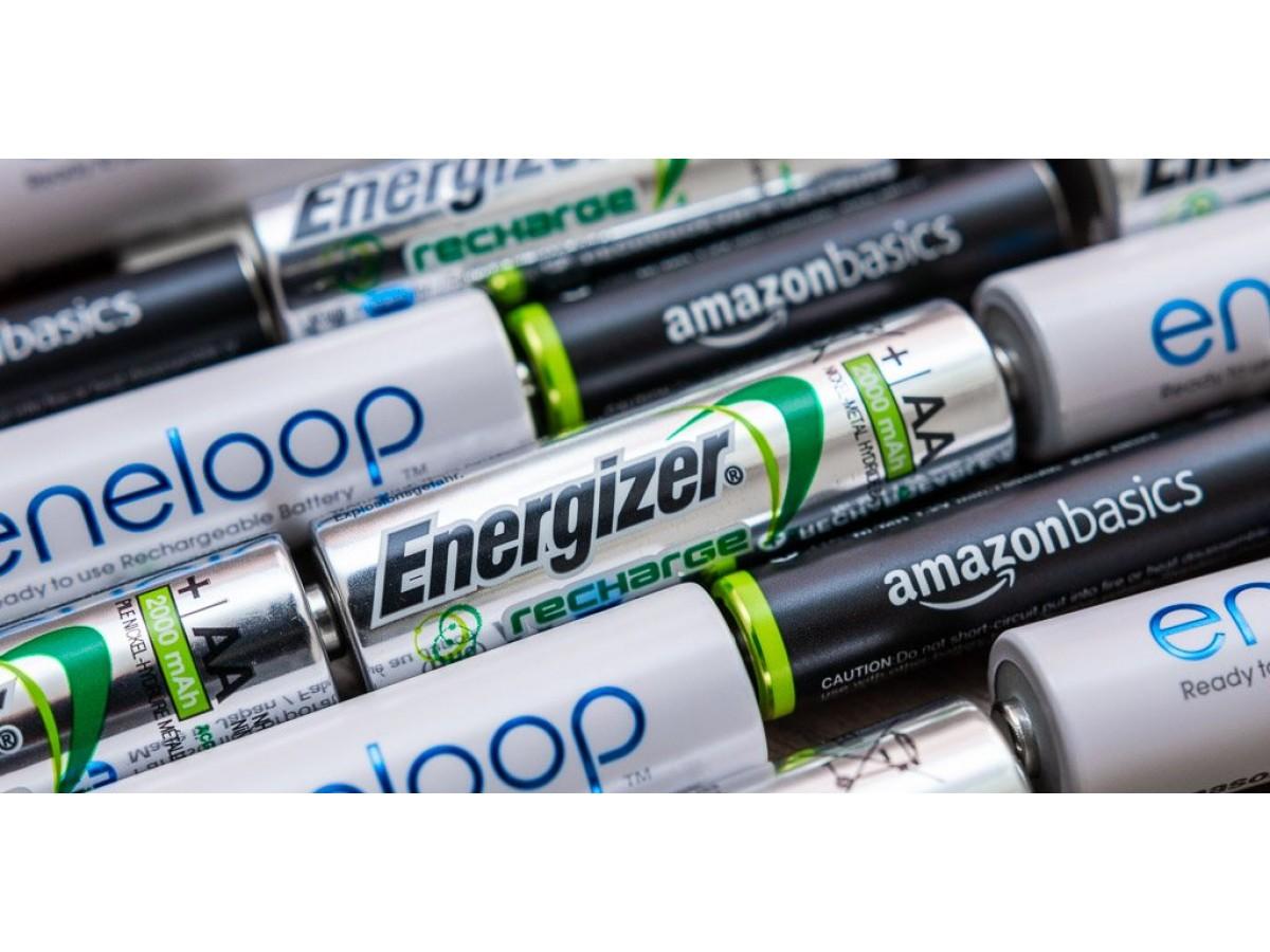 Как отличить батарейку от пальчиковых аккумуляторов