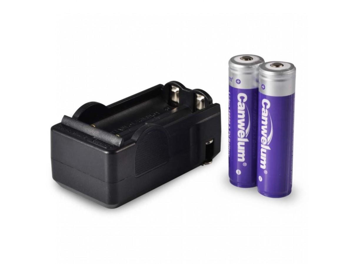 Как заряжать соединенные или защищенные Li-ion аккумуляторы 18650