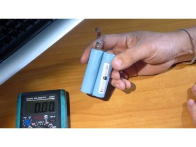 Как восстановить аккумулятор 18650