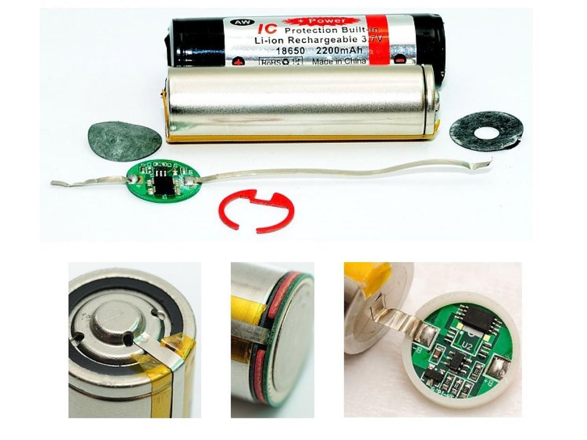 Защищенный или незащищенный литий-ионный аккумулятор – что выбрать?