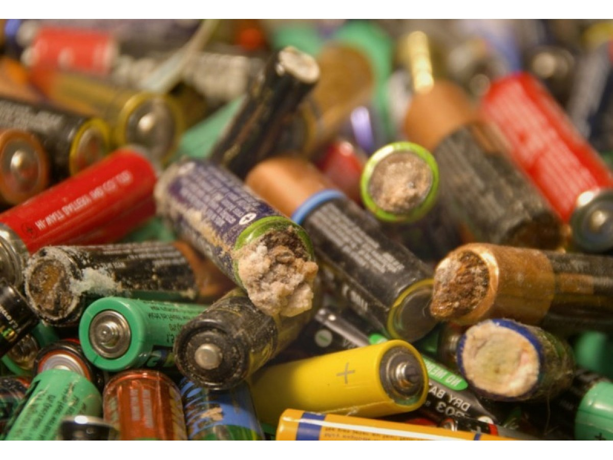Правильная утилизация литий-ионных аккумуляторов