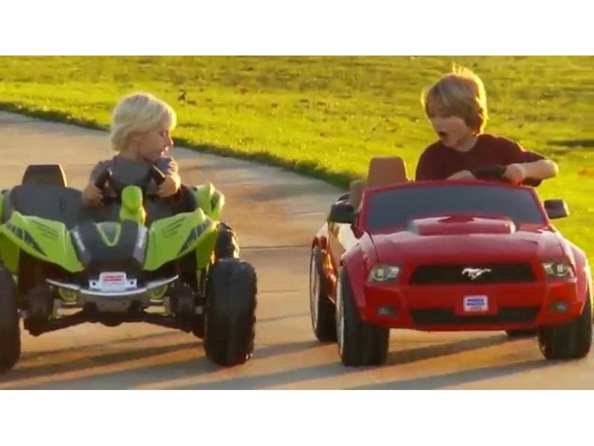 Как правильно выбрать аккумулятор для детского электромобиля
