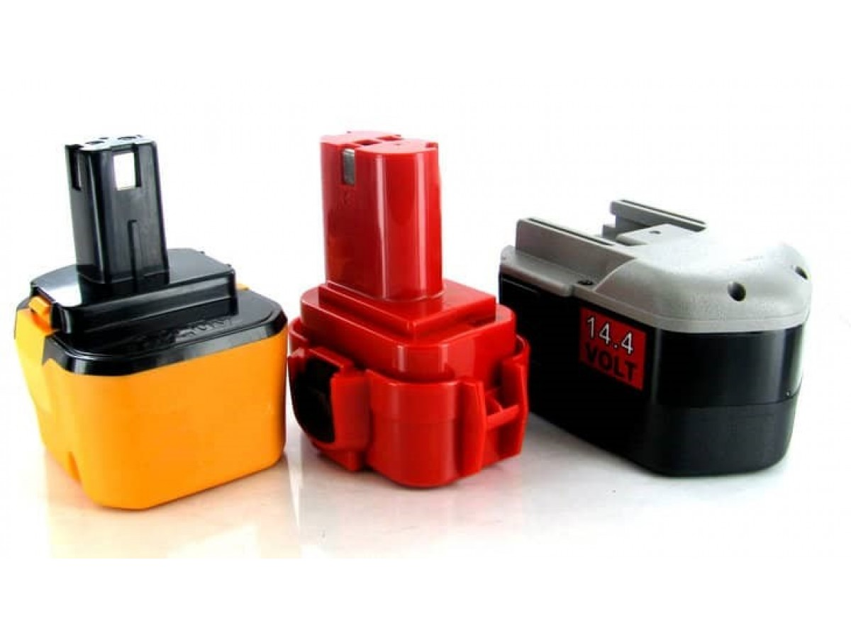 Как выбрать аккумуляторы для электроинструментов