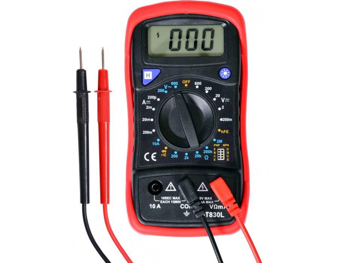 Как проверить пальчиковый аккумулятор мультиметром