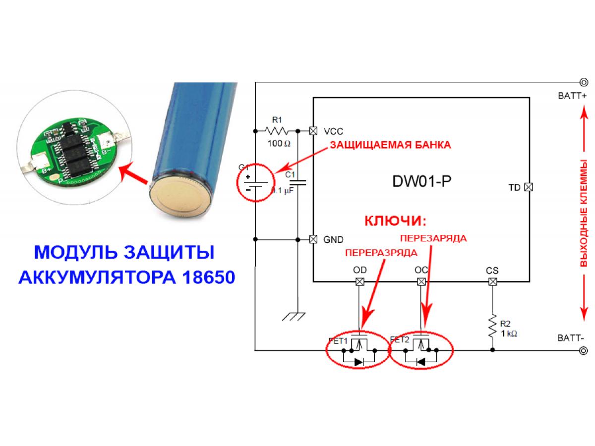 Как не надо делать Li-Ion батареи