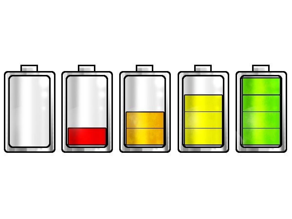 Время зарядки пальчиковых аккумуляторов | Таблица