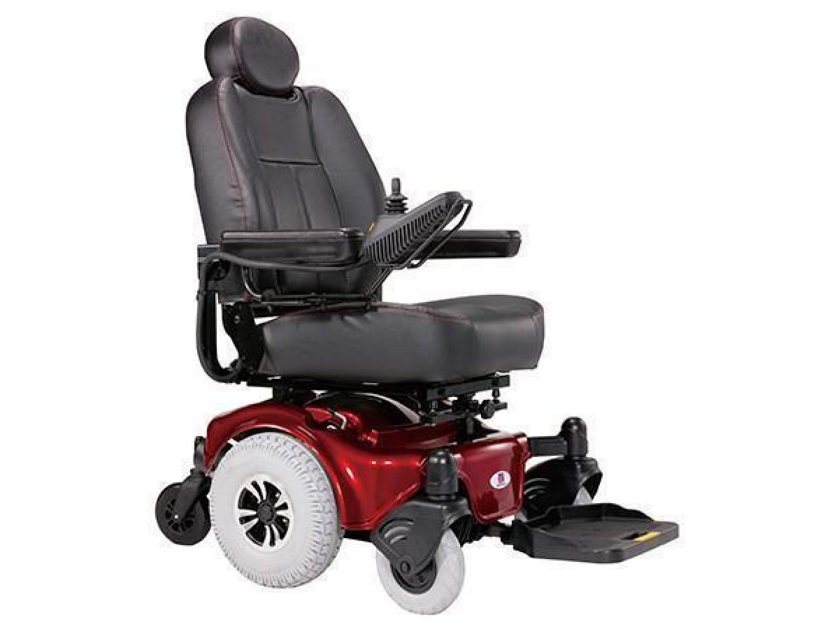 Как выбирать аккумуляторы для инвалидной коляски