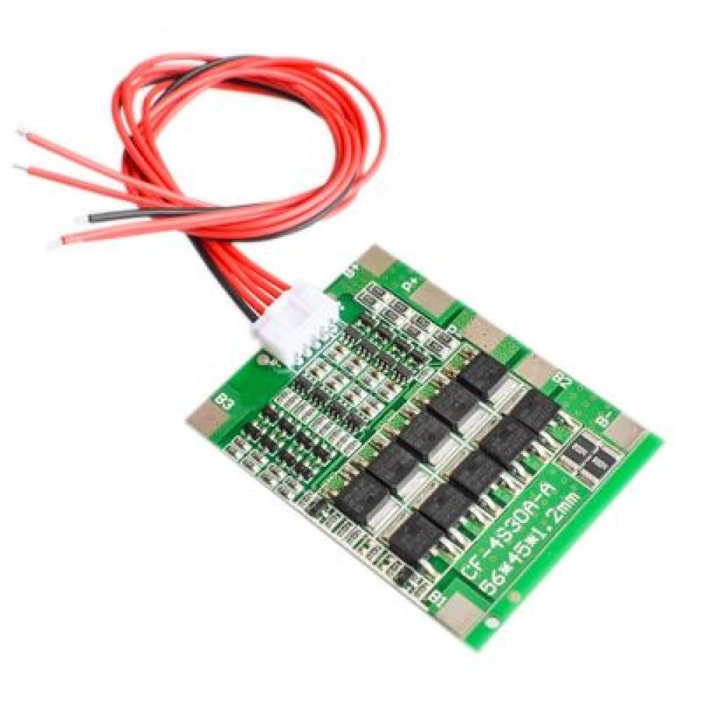 BMS для Li-ion аккумуляторов фото