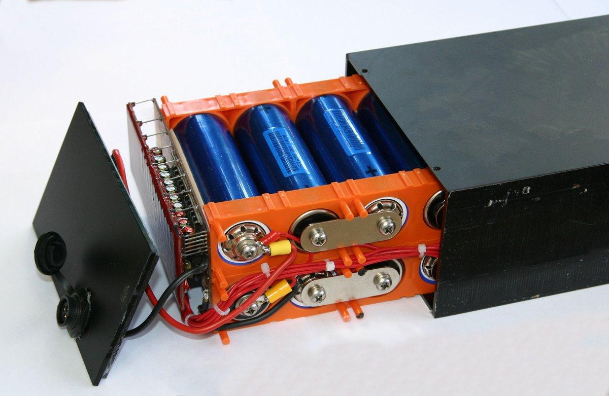 LTO аккумуляторные батареи фото