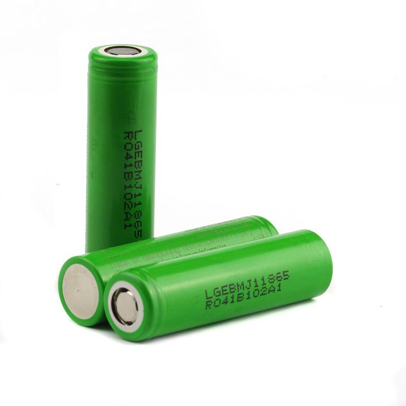 Внешний вид: Аккумулятор; 18650: Samsung; Самсунг: MJ1; ЬО1: