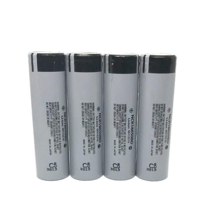 Panasonic: 18650BD: 18650: 3200 мА*ч; Аккумулятор; Высокое качество;