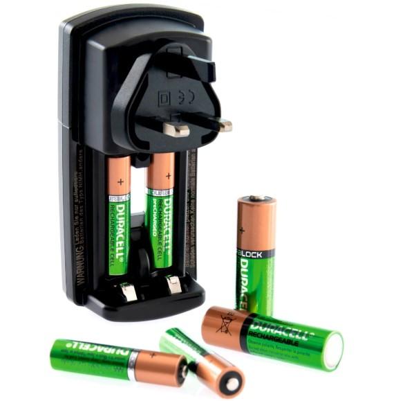 Duracell заряжаемые батарейки фото