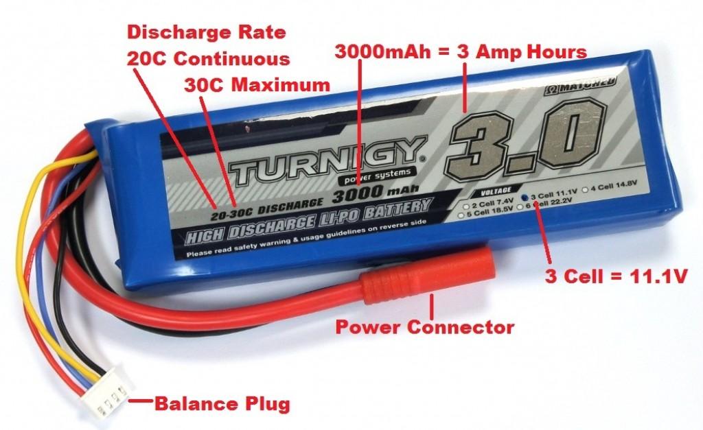 аккумулятор для квадрокоптера фото