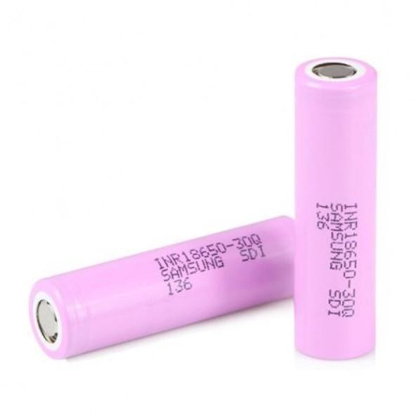Розовый аккумулятор