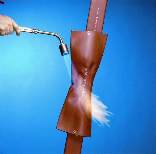 Как пользоваться термоусадочной трубкой Фото
