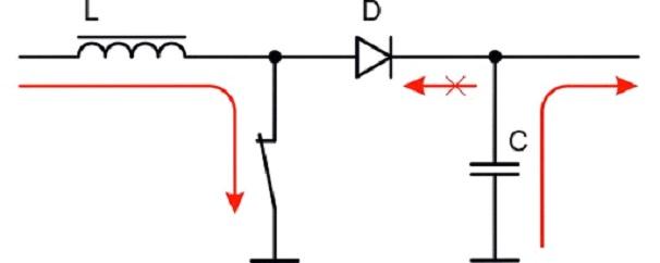 Энергия копится в индуктивности фото