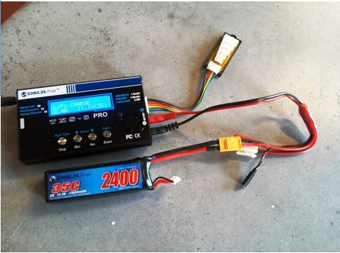 батарея для квадрокоптера фото